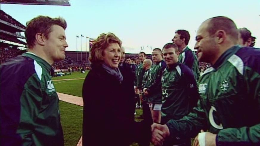Fans' Choice: Ireland 30-21 France (2009)