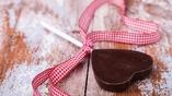 Valentine's Choc Fudge Lollies: Louise Lennox