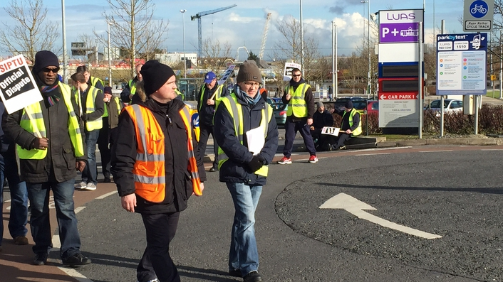 Workplace Relations Commission appeals for negotiations to end Luas strike