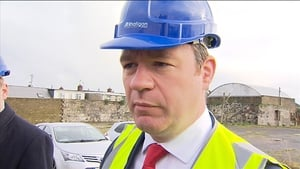 Environment Minister Alan Kelly said the new law will ensure the consistent application of apartment standard guidelines