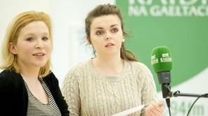 Sraith nua le mic léinn ó Dhámh Chruinne Éireann tosú 12/2