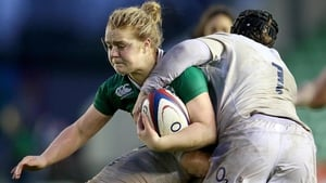 Cliodhna Mooney comes into the Ireland front row for Saturday's clash with France