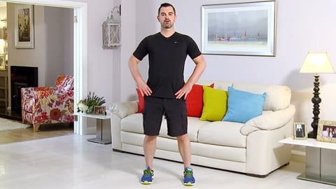 Operation Transformation Extras: John's Resistance Exercises Day 43