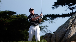 Paul Dunne hit an impressive 67 at the AT&T Pebble Beach Pro-Am