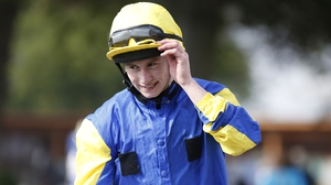 The Kerry jockey will be absent for the final Classic of the season in the UK