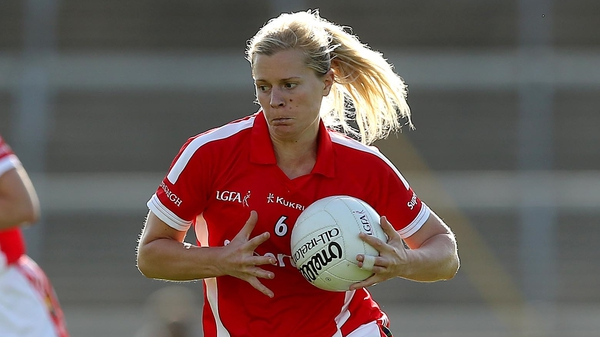Cork have been lifted by the return of Deirdre O'Reilly