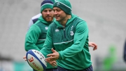 Rory Best: 'From our point of view we got caught cold in the first half against Wales'