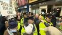 Protesters surround Taoiseach in Cork