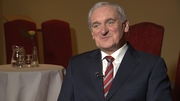Bertie Ahern says the current election campaign is 'asleep'