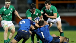 RBS 6 Nations: U20s France v Ireland