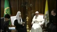 Nine News Web: Pope Francis meeting head of Russian Orthodox Church in Havana