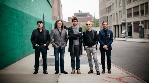 The Gloaming prepare for their seven night stand on Earlsfort Terrace. Photo: Rich Gilligan