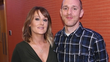 Debbie Laffan and husband Reg Plunkett were named as Ireland's most loved-up couple on Friday nigh's Late Late Show