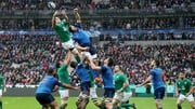 Ireland take on France in their second Six Nations 2016 game at the Stade de France
