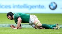 Sean O'Brien ruled out of South Africa tour