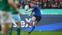 Watch all the scores from France's 10-9 win over  Ireland in Paris (video Island of Ireland only due to broadcast rights restrictions).