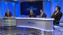 RBS 6 Nations Extras: Pope, O'Gara & Horgan on Ireland v France