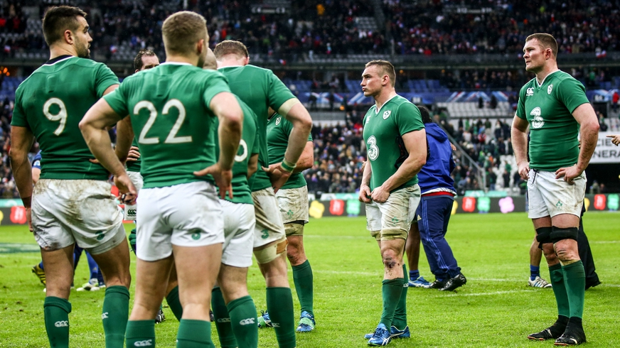 RBS 6 Nations: Where did it go wrong for Ireland?