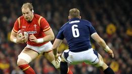 RBS 6 Nations: Wales v Scotland