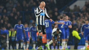 Jonjo Shelvey will serve a five match ban