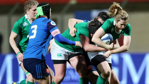 Like their male counterparts, Ireland Women failed to score in the second half