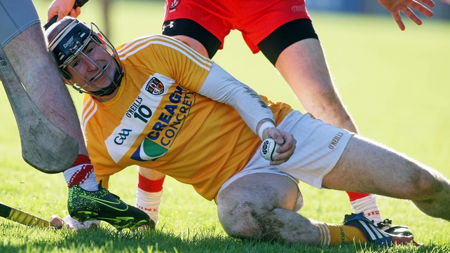 Division 2A round-up: Antrim start on right foot