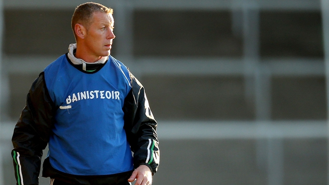 Limerick legend Ciaran Carey will soon manage against his native county