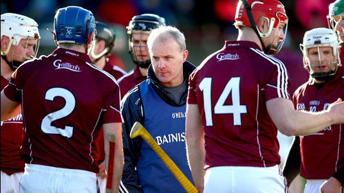 Micheál Donoghue succeeded Anthony Cunningham as Galway manager in December
