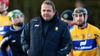 Davy Fitzgerald admitted to hospital in Dublin