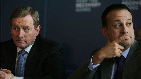 Fine Gael launched its health policy today