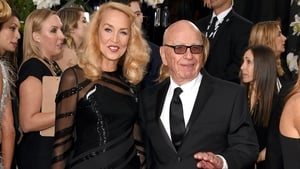 Rupert Murdoch and Jerry Hall to tie the knot on March 5