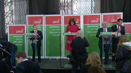 Labour launched their election manifesto this morning