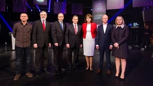Seven leaders debated the issues on last night's programme