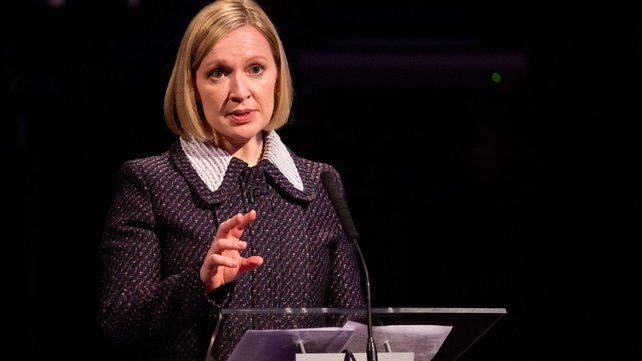 Lucinda Creighton said last night's debate was a good opportunity for the smaller parties