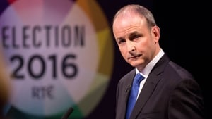 Micheál Martin says water charges were Fine Gael's idea