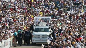 Pope Francis is in the middle of a five-day trip to Mexico