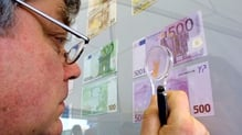 €500 note will remain as legal tender even after it is taken out of circulation
