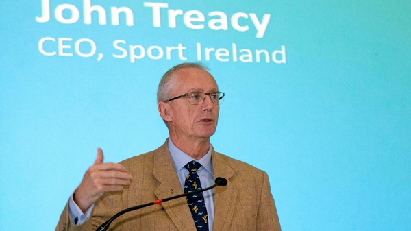 John Treacy says this is a vital year for Irish sport