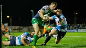 Robbie Henshaw is expected to join Leinster