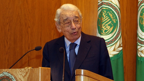 Boutros Boutros-Ghali dies