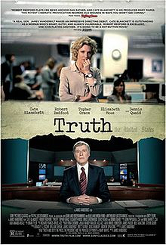"Mary Mapes and the film ""Truth"""
