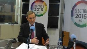 The Taoiseach denied that abolishing the USC would leave a hole in the country's finances