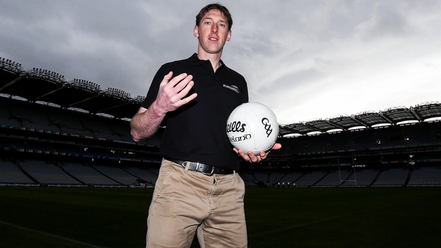 Gaelic football is now a game of speed and strength, says Trevor Giles