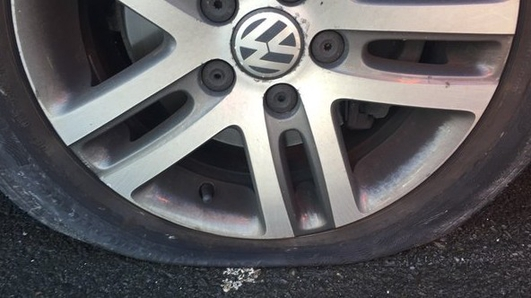 Motorists urged to 'get a grip' and check their tyres