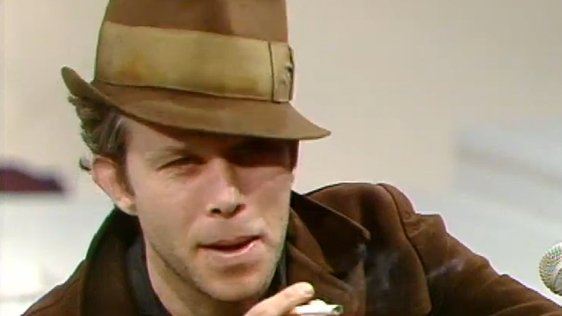 Tom Waits On The Late Late