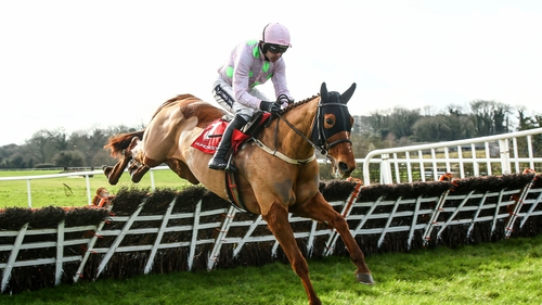 Annie Power winning her sole warm-up race ahead of the Champion Hurdle