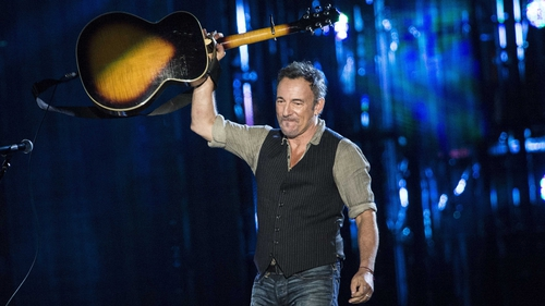 Bruce Springsteen will play two sold-out gigs at Croke Park on 27 and 29 May