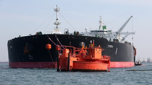 Daily tanker rates have rocketed to record highs of over $230,000 a day this week