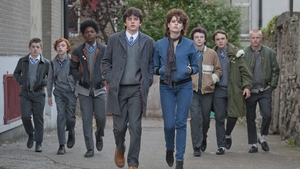 Watch an exclusive clip from Sing Street