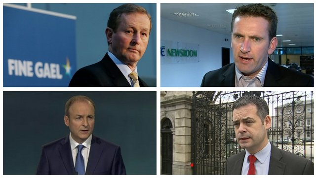 Kenny and minister differ on care centres built